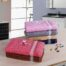 3D Noble Hand Towels of various colours