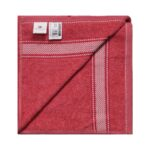 Inner side of Coral 3D Noble Hand Towel
