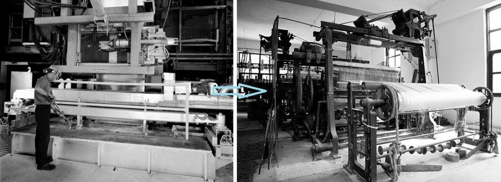 Shift From Steel Industry to Textile